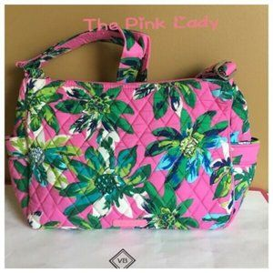 Vera Bradley TROPICAL PARADISE On the Go Crossbody